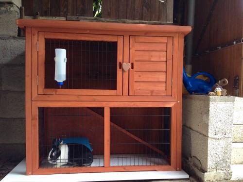 La nouvelle maison de Kiki